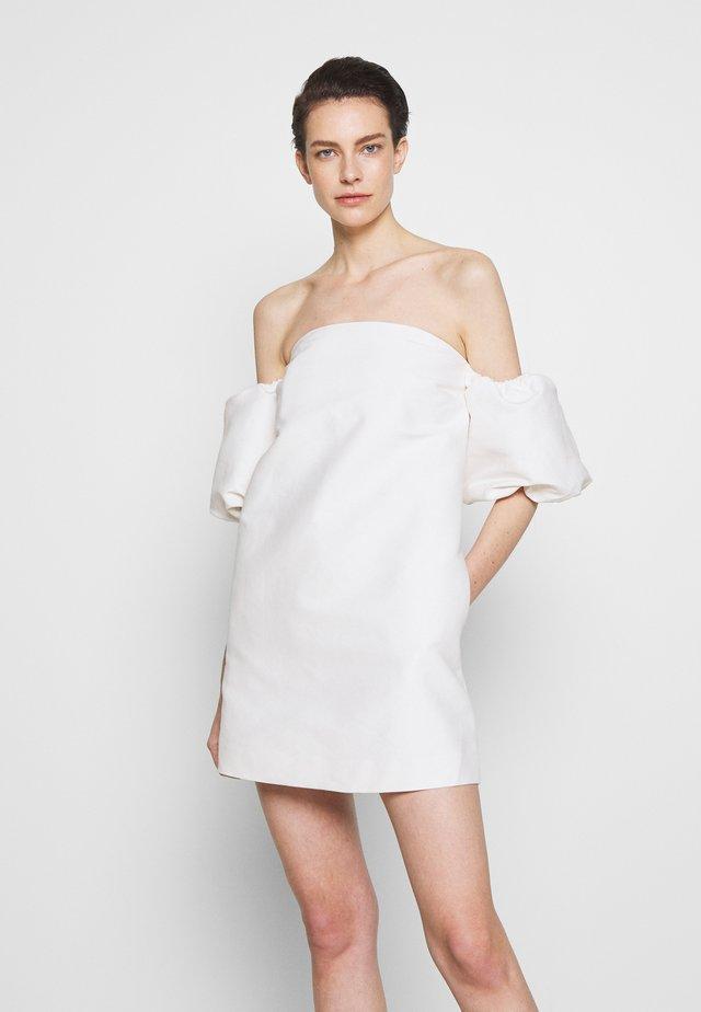 EDITION TESSA - Denní šaty - jet stream