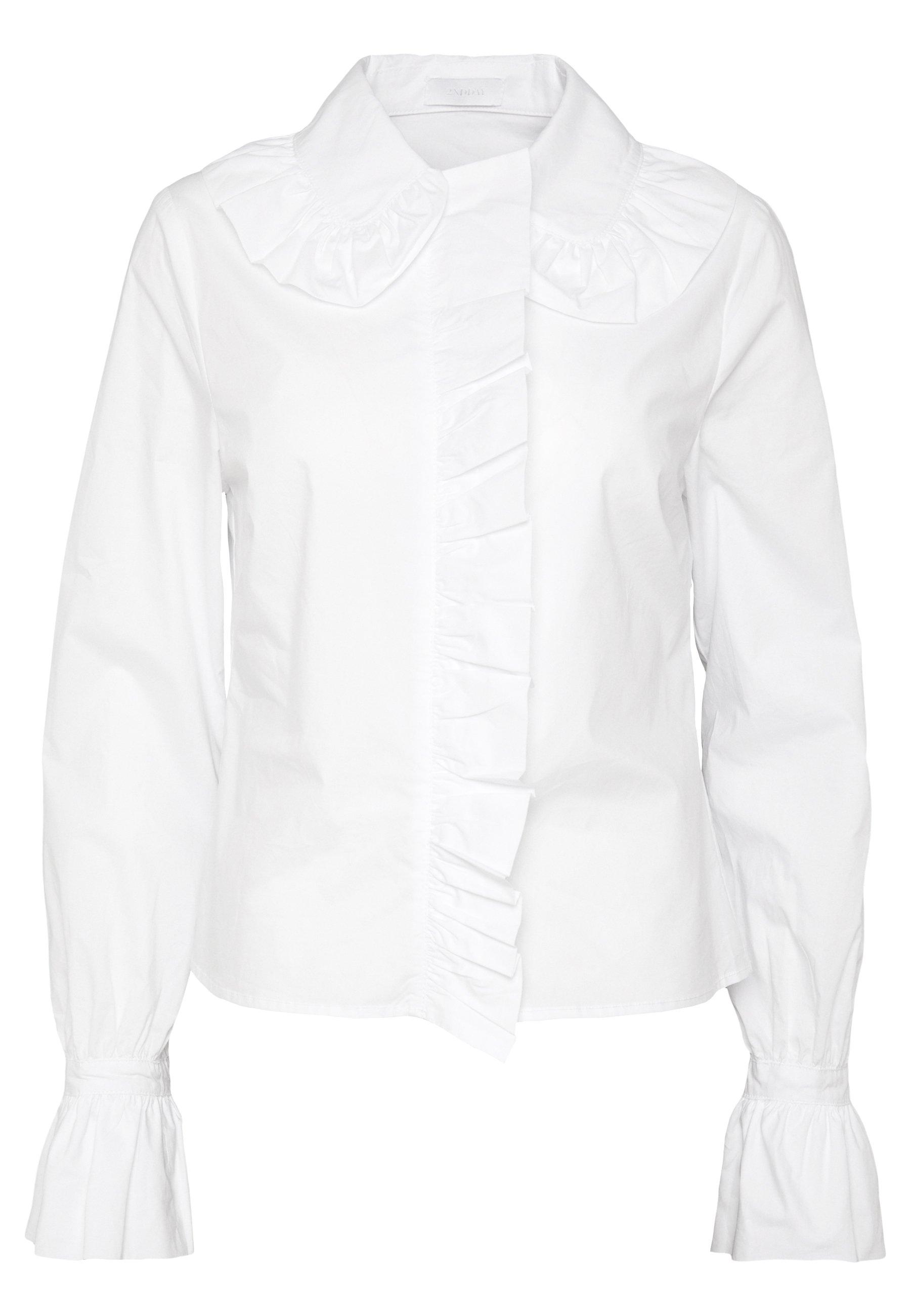 2nd Day WINDY - Blouse - white