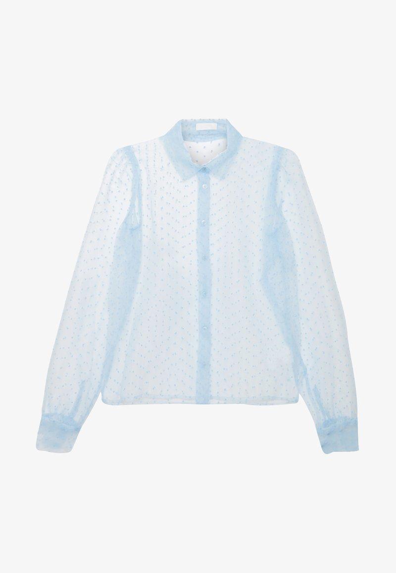 2nd Day HALO - Skjorte - cerulean blue