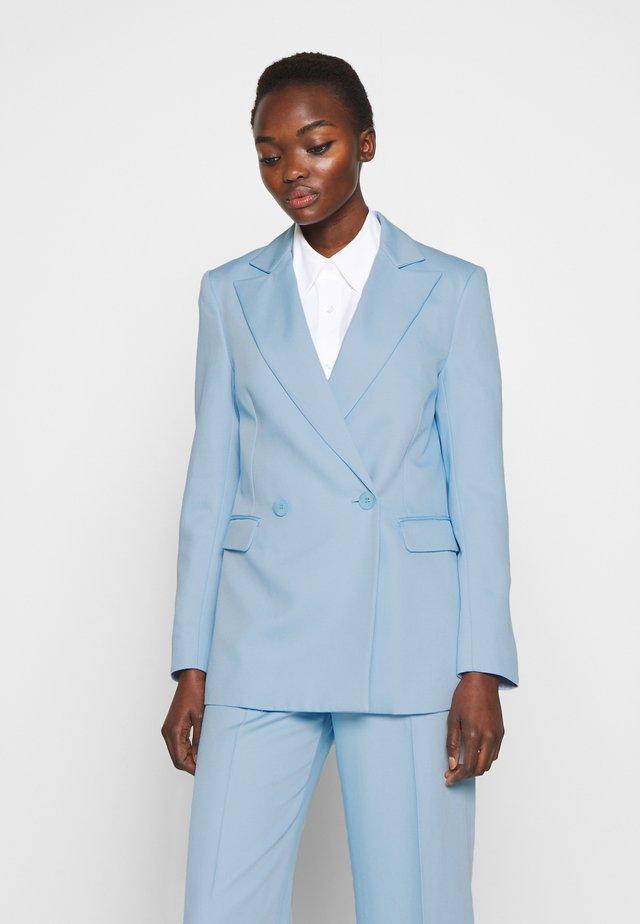 CHRISSY THINKTWICE - Blazer - cashmere blue