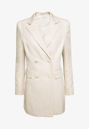 ANNIE THINKTWICE - Krátký kabát - broken white