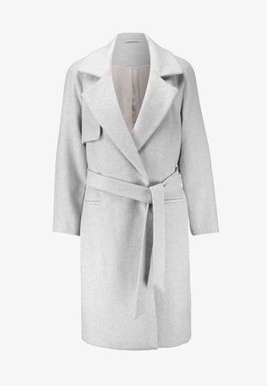 Zimní kabát - light grey