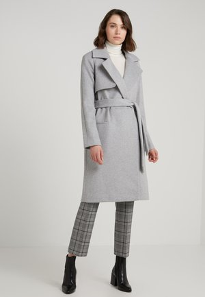 Mantel - light grey