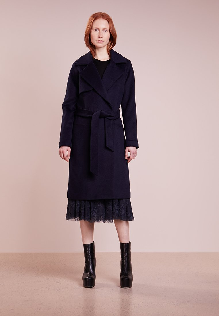 2nd Day - Cappotto classico - navy