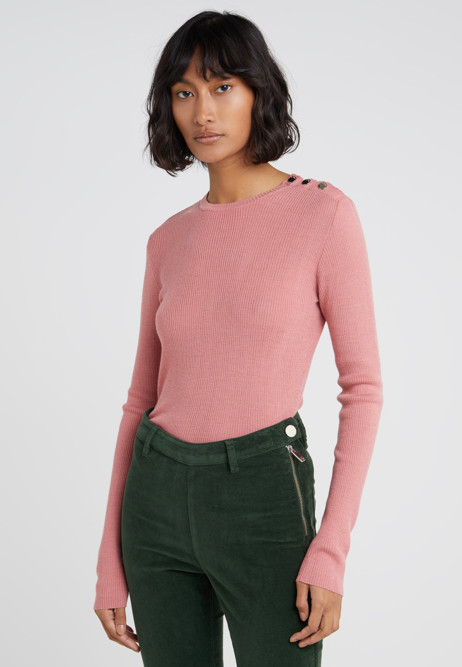 2nd Day JESSIE - Pullover dusty rose