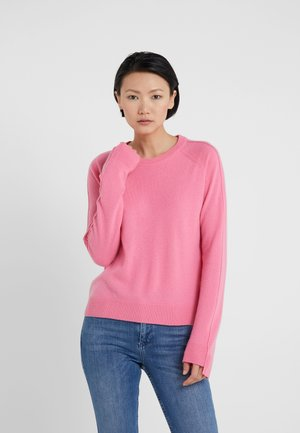MILA - Sweter - pink carnation