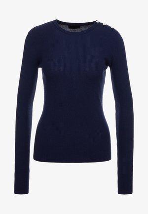 JESSIE - Sweter - metal blue