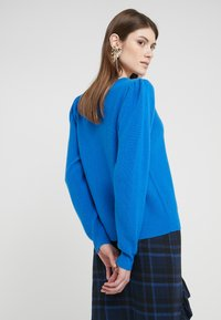 2nd Day - Maglione - blue steel - 2