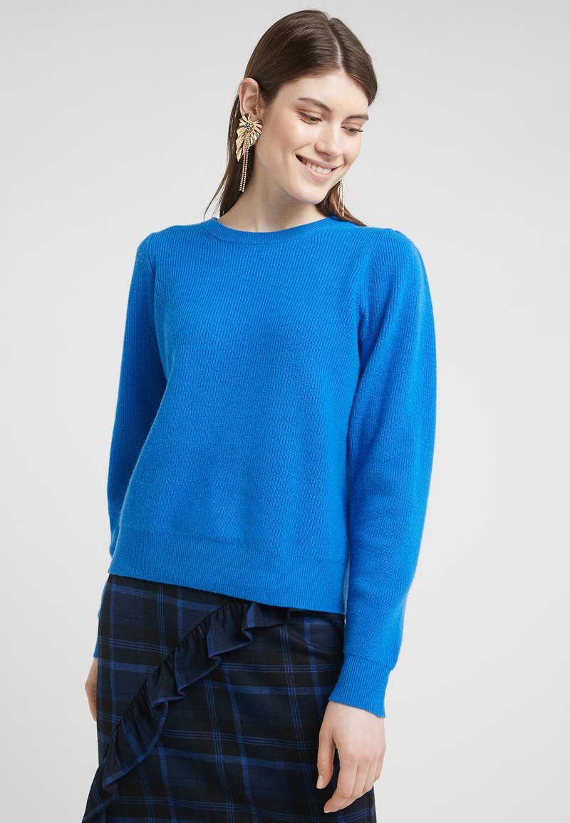 2nd Day - Maglione - blue steel