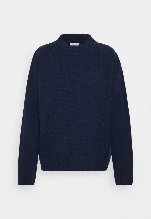STORMY - Pullover - navy blazer