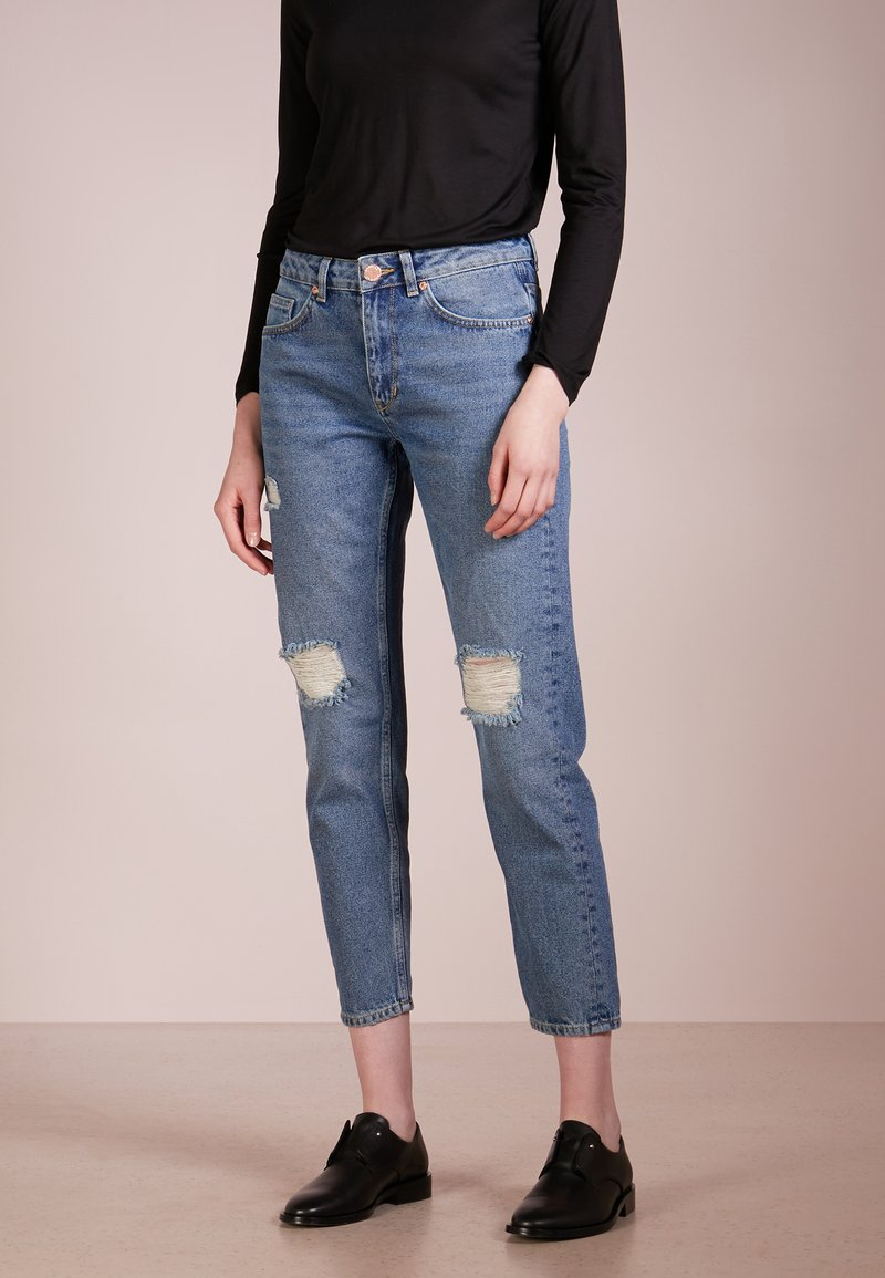 2nd Day - STEVIE - Relaxed fit jeans - indigo