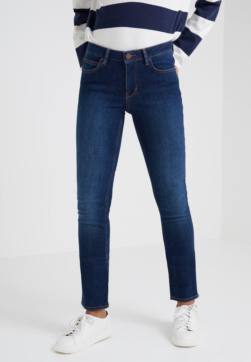 2nd Day - SALLY CANYON - Jeans Skinny - indigo stone wash