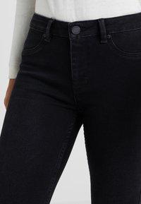 2nd Day - JOLIE FRINGE - Jeans Skinny Fit - dark stone wash - 5