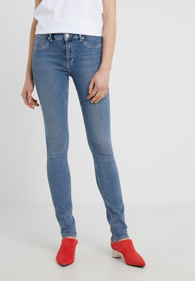 JOLIE WATERFRONT - Jeansy Skinny Fit - mid blue