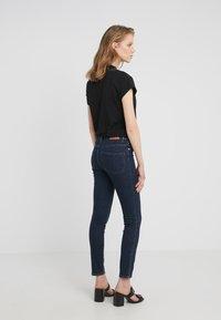 2nd Day - JOLIE CROPPED FELEX - Jeans Skinny Fit - dark blue - 2