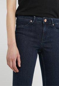 2nd Day - JOLIE CROPPED FELEX - Jeans Skinny Fit - dark blue - 3