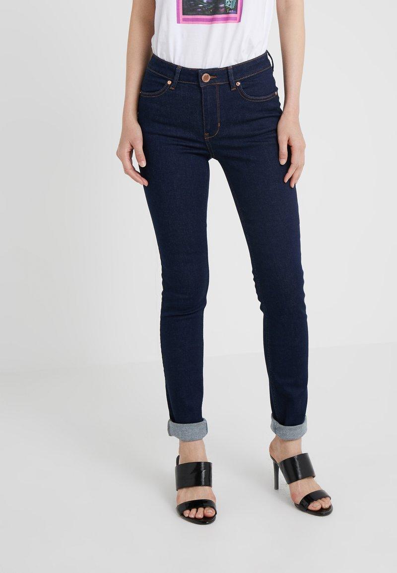 2nd Day - JENNA SAPPHIRE - Jeans Skinny Fit - dark blue