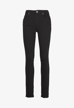 SALLY BOSS - Jeans Skinny Fit - black denim