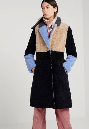 TEDDY - Kožená bunda - multi colour