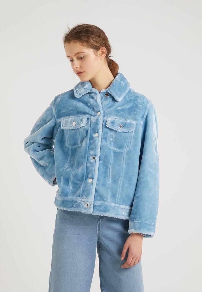 2nd Day - MAIDA - Light jacket - aquamarine