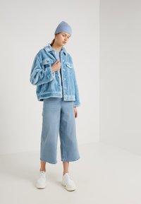 2nd Day - MAIDA - Light jacket - aquamarine - 1