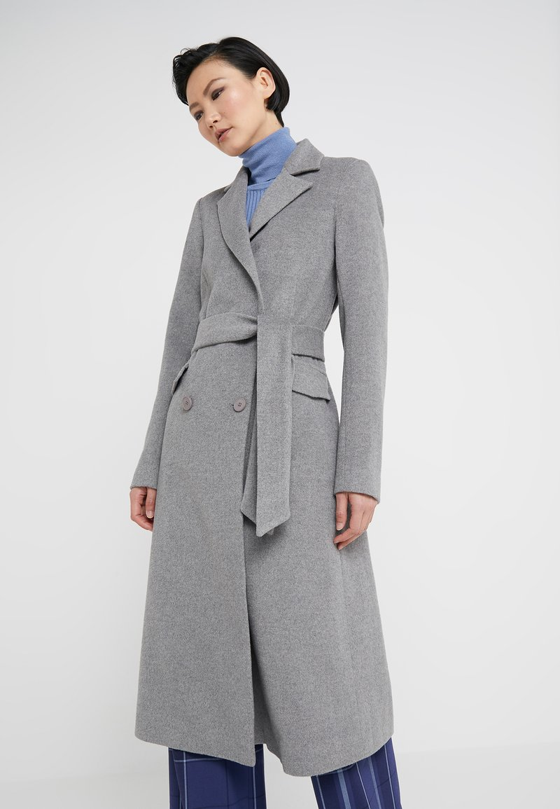 2nd Day - DUSTER - Classic coat - medium grey