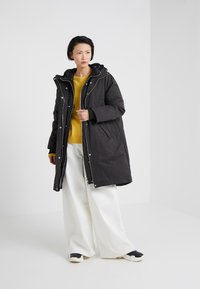 2nd Day - TRY - Cappotto invernale - black - 1