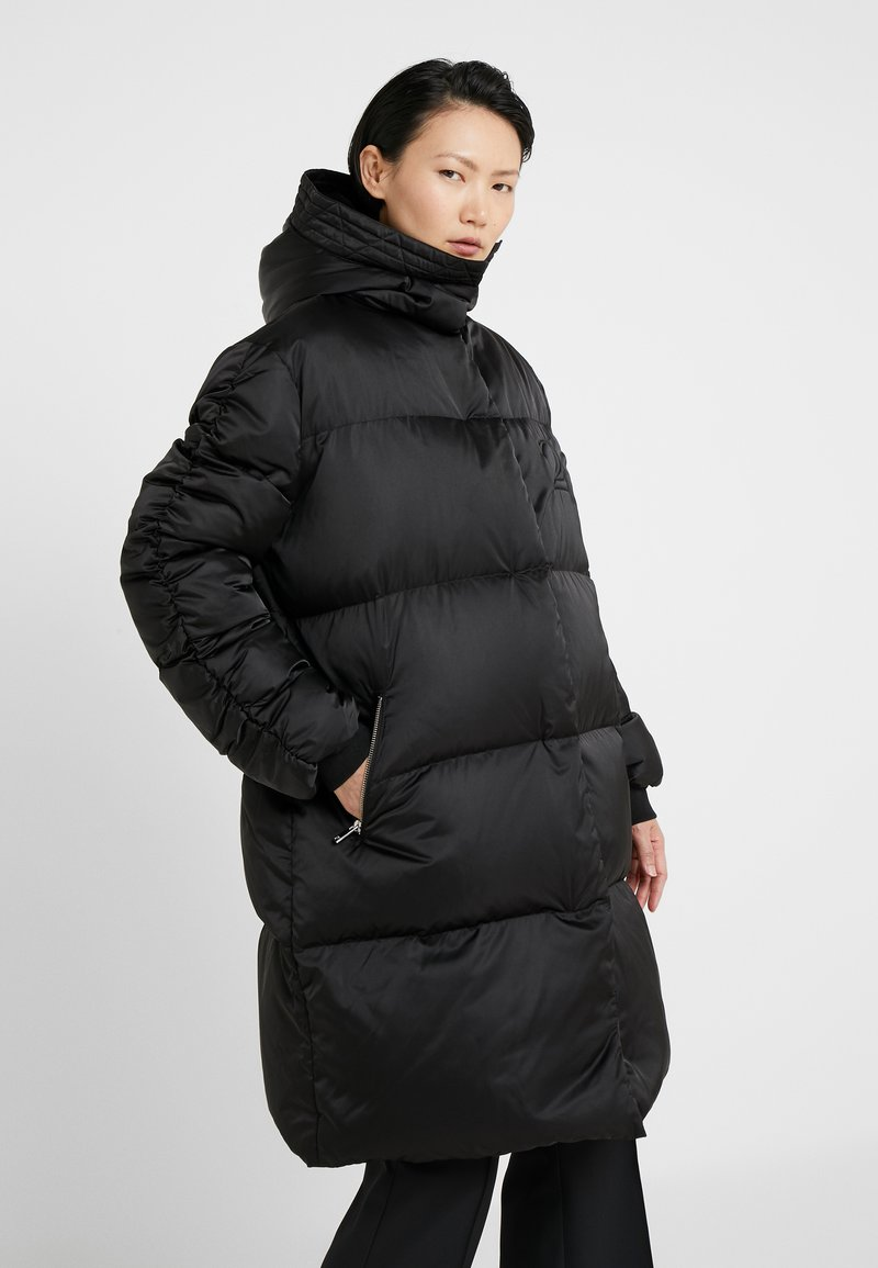 2nd Day - PUFF - Down coat - black