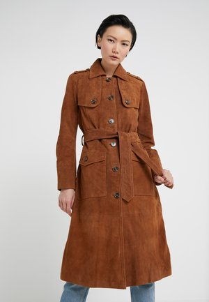 ANGIE - Trenchcoat - brown