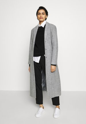 EVE - Classic coat - light grey