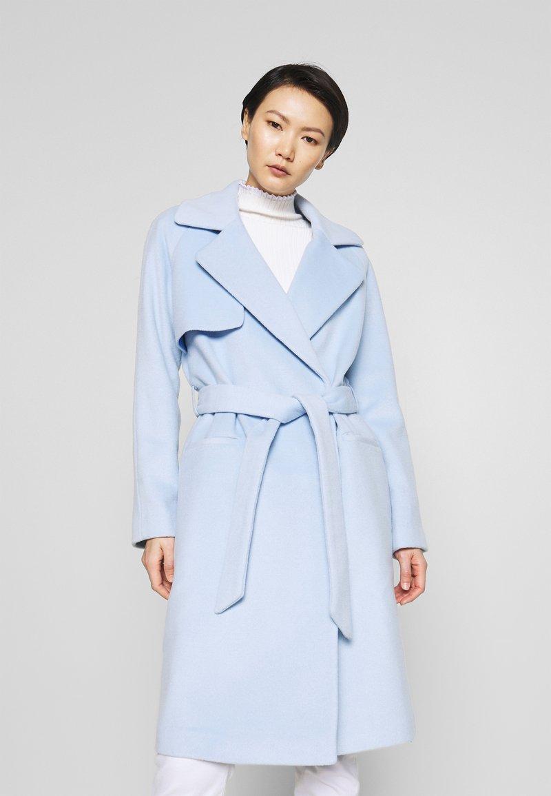 2nd Day - Kåpe / frakk - cashmere blue