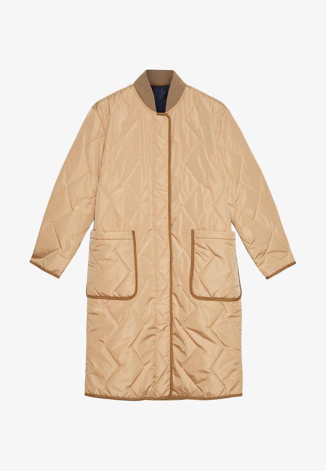 ATLEY - Płaszcz wełniany /Płaszcz klasyczny - tan