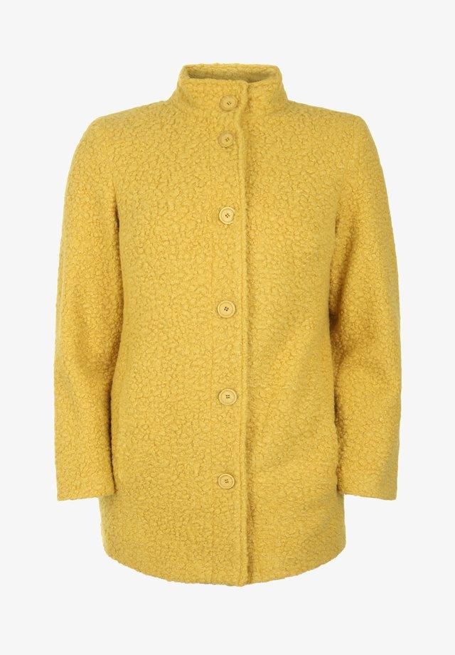 Short coat - curry