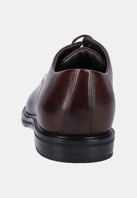 Strellson - NEW HARLEY - Eleganckie buty - brown - 3