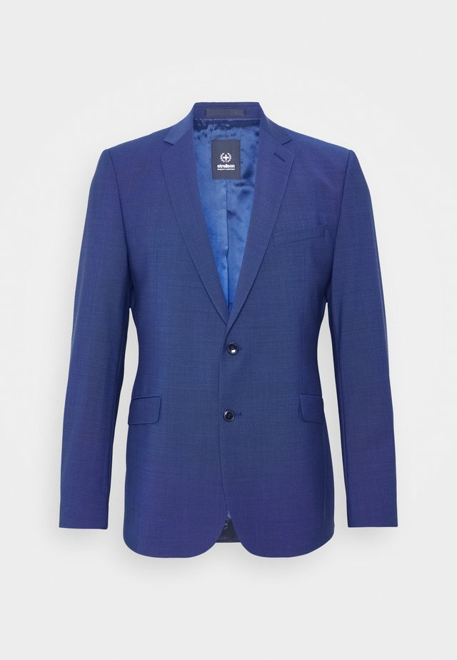 ALLEN MERCER SLIM FIT - Costume - blue