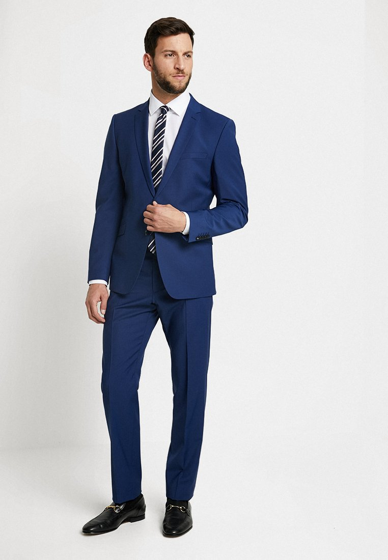 Strellson - Suit - bright blue