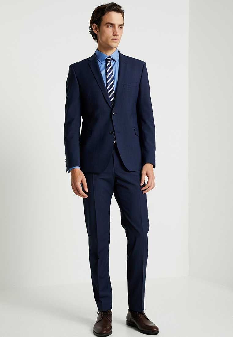 Strellson - ALLEN MERCER  - Suit - darl blue