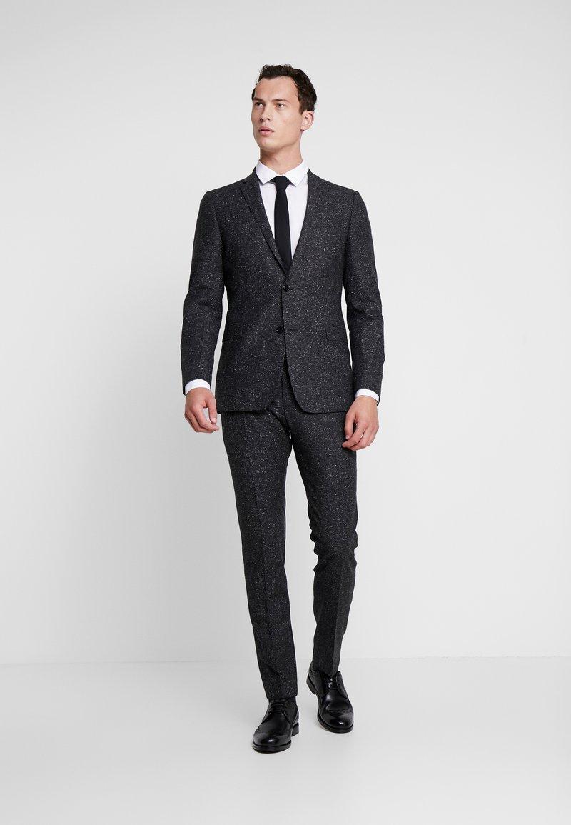 Strellson - CALE MADDEN - Anzug - mottled dark grey