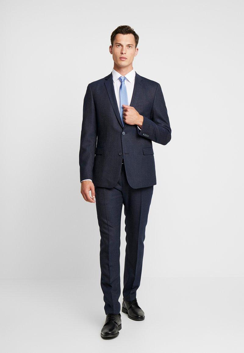 Strellson - CALE MADDEN - Suit - mottled dark blue