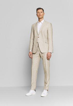 ACON STIRLING SET - Oblek - beige