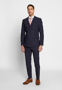 Strellson - CURL MADDEN DOUBLE BREASTED  SLIM FIT - Suit - blue - 0