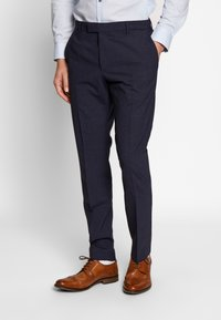 Strellson - CURL MADDEN DOUBLE BREASTED  SLIM FIT - Suit - blue - 4