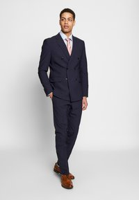 Strellson - CURL MADDEN DOUBLE BREASTED  SLIM FIT - Suit - blue - 1