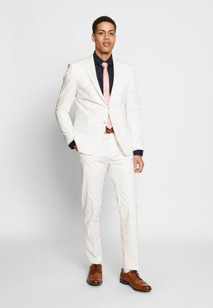 ARON MASER - Anzug - white