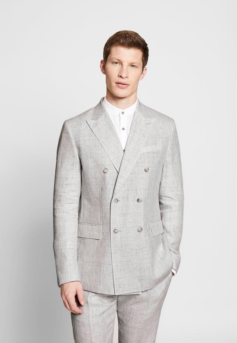 Strellson - CURTIS - Suit jacket - light grey
