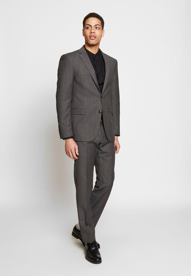 RICK JANS - Anzug - grey