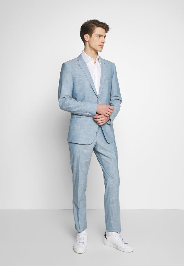 CALE MADDEN SET - Oblek - light blue