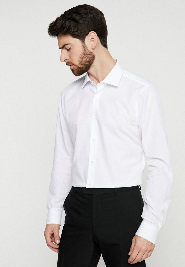 Strellson - SANTOS SLIM FIT - Camicia - white