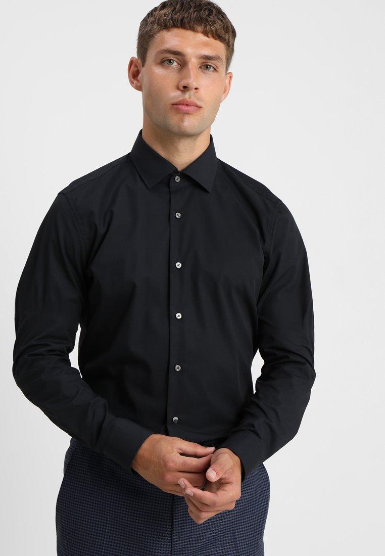 Strellson - SANTOS SLIM FIT - Skjorter - black