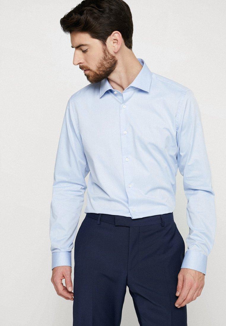 Strellson - SANTOS SLIM FIT - Zakelijk overhemd - hell blau